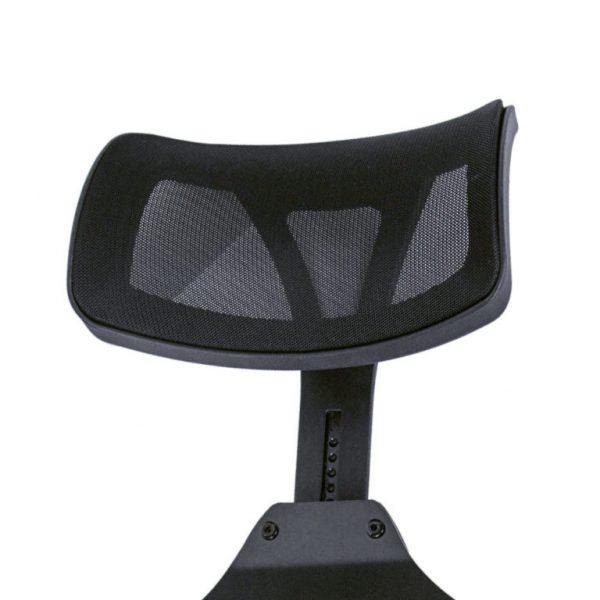 Разборный стул визажиста из алюминия с подголовником КС - изображение 4