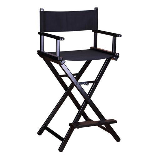 Разборный стул визажиста из алюминия - изображение 1