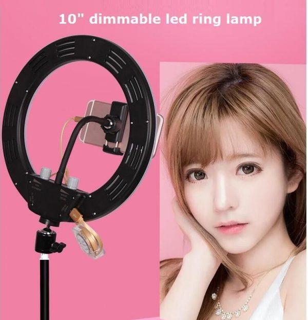 Лампа кольцевая OKIRA LED RING 100 - изображение 3