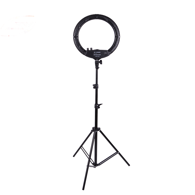 Лампа кольцевая OKIRA LED RING DAR 240 (12 дюймов) - изображение 4