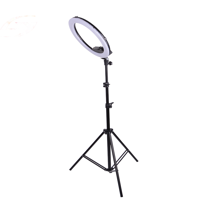 Лампа кольцевая OKIRA LED RING DAR 240 (12 дюймов) - изображение 3