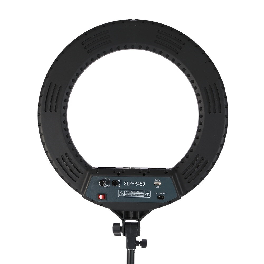 Лампа кольцевая OKIRA LED RING SLP 480 - изображение