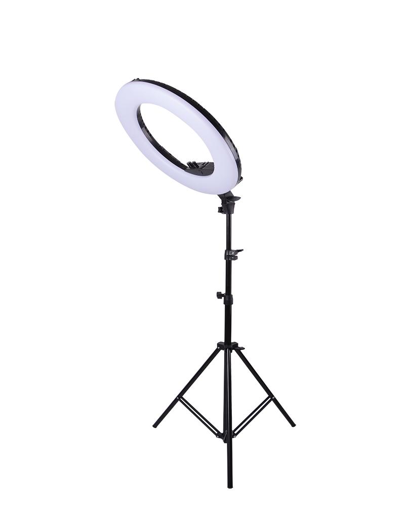 Лампа кольцевая OKIRA LED RING DAR 480 (уценка) - изображение