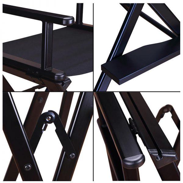 Разборный стул визажиста из алюминия - изображение 2