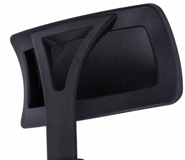 Разборный стул визажиста из алюминия с подголовником КС - изображение 2