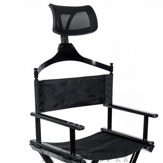 Разборный стул визажиста из алюминия с подголовником КС - изображение 3