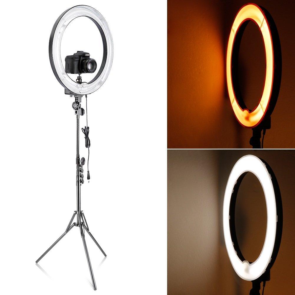 Лампа кольцевая OKIRA LED RING 240 - изображение