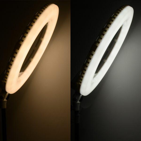 Лампа кольцевая OKIRA LED RING AX 480 E 240 LED - изображение 8