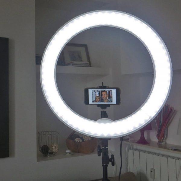 Лампа кольцевая OKIRA LED RING 240 - изображение 6