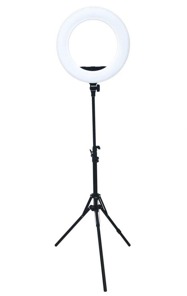 Лампа кольцевая OKIRA LED RING AX 480 E 240 LED - изображение 7