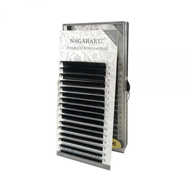 Ресницы чёрные Nagaraku МИКС - изображение 2