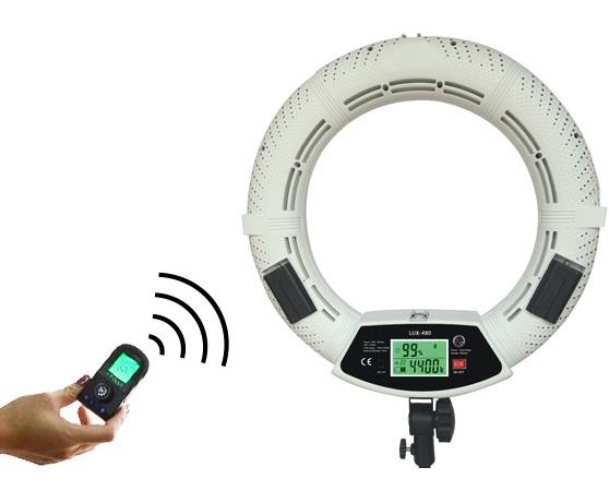 Лампа кольцевая OKIRA LED RING FE 480 PRO - изображение 2