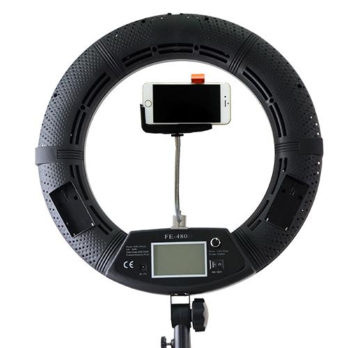 Лампа кольцевая OKIRA LED RING FE 480 PRO - изображение 4