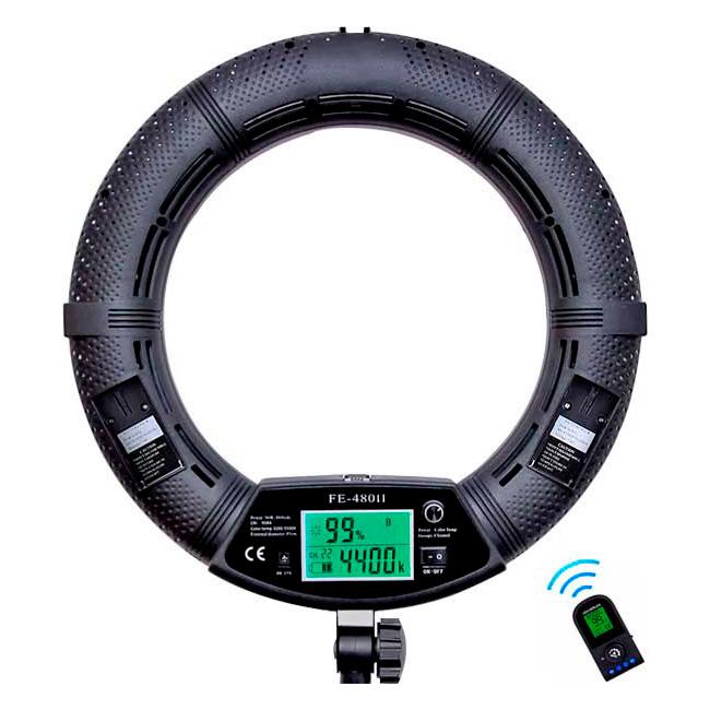 Лампа кольцевая OKIRA LED RING FE 480 PRO - изображение