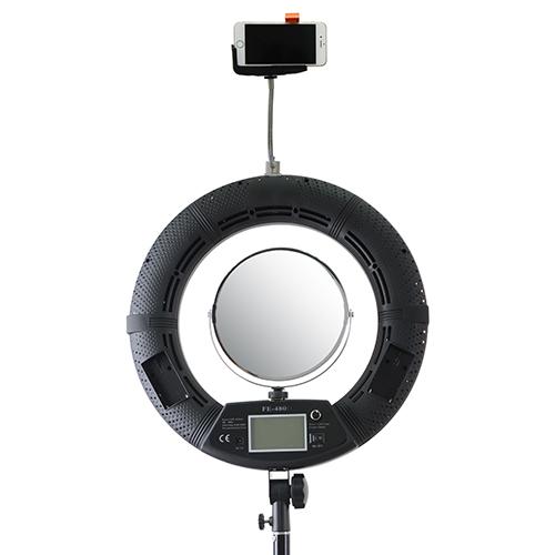Лампа кольцевая OKIRA LED RING FE 480 PRO - изображение 5