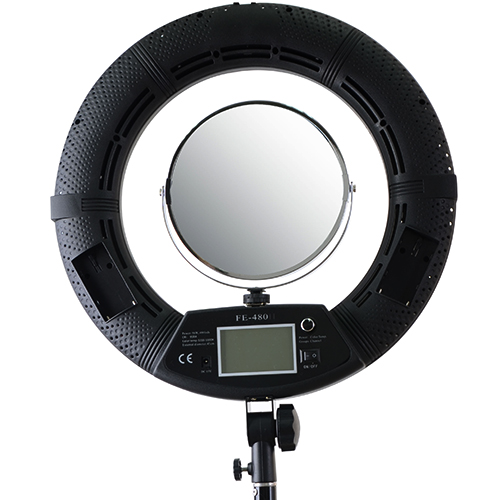 Лампа кольцевая OKIRA LED RING FE 480 PRO - изображение 6
