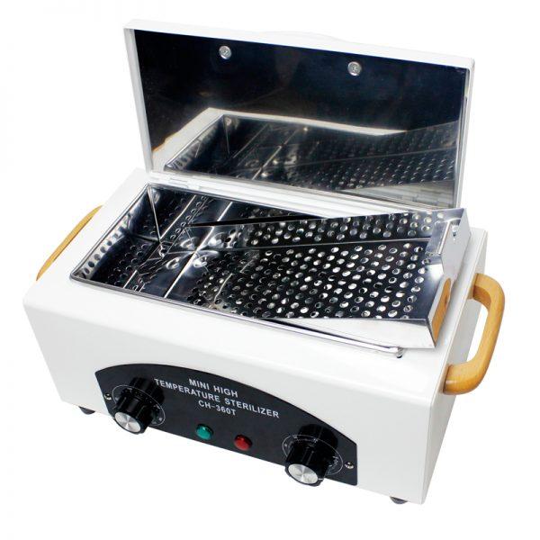 Шкаф сухожаровый для стерилизации маникюрных инструментов (Сухожар) CH 360 T - изображение 4