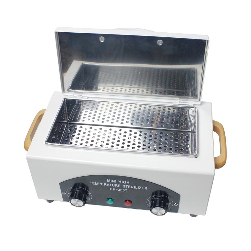 Шкаф сухожаровый для стерилизации маникюрных инструментов (Сухожар) CH 360 T - изображение