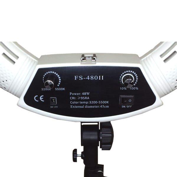 Лампа кольцевая OKIRA LED RING FS 480 - изображение 4