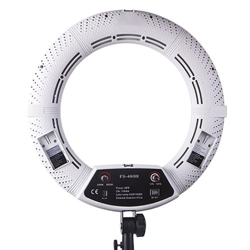 Лампа кольцевая OKIRA LED RING FS 480 - изображение