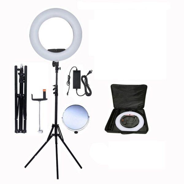 Лампа кольцевая OKIRA LED RING FS 480 - изображение 6