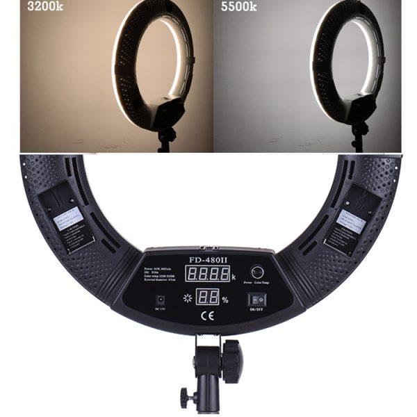 Лампа кольцевая OKIRA LED RING FD 480 - изображение 13