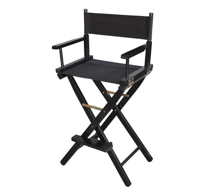 Разборный деревянный стул визажиста (уценка) - изображение