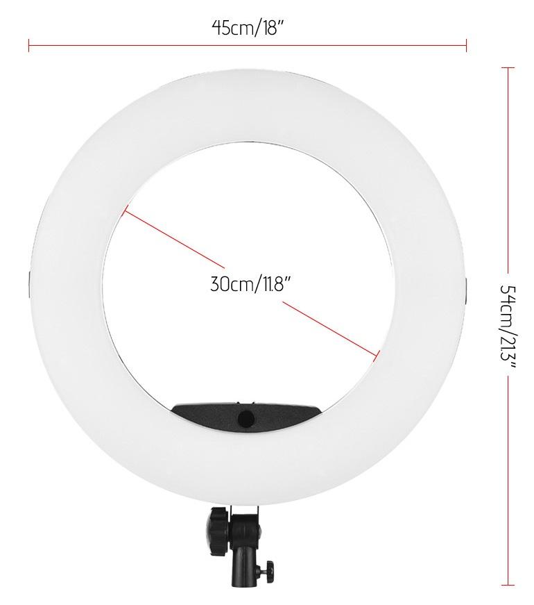 Светофильтр для кольцевых ламп FS 480, FD 480, FE 480 PRO - изображение