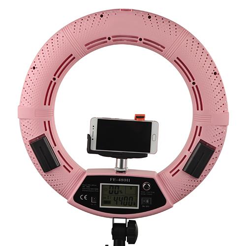 Лампа кольцевая OKIRA LED RING FE 480 PRO - изображение 9