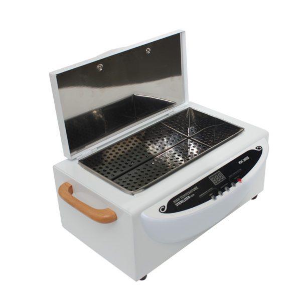 Шкаф сухожаровый для стерилизации маникюрных инструментов (Сухожар) KH 360B с дисплеем - изображение 4