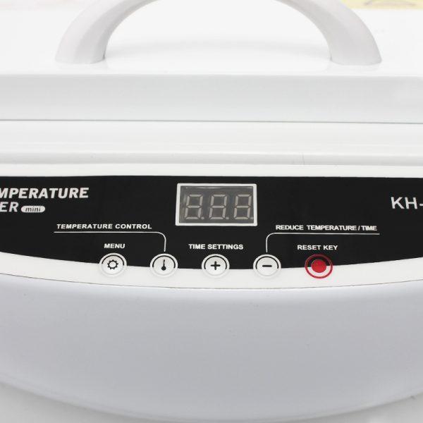 Шкаф сухожаровый для стерилизации маникюрных инструментов (Сухожар) KH 360B с дисплеем - изображение 5