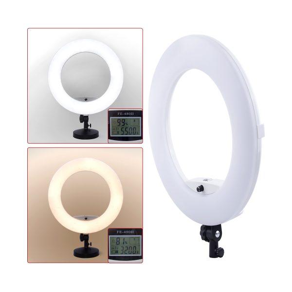 Лампа кольцевая OKIRA LED RING FE 480 PRO - изображение 7