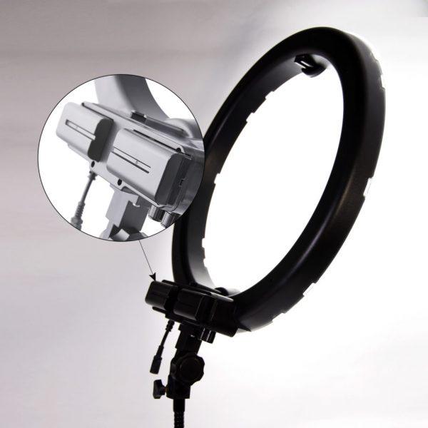 Лампа кольцевая OKIRA LED RING 240 Battery - изображение 1
