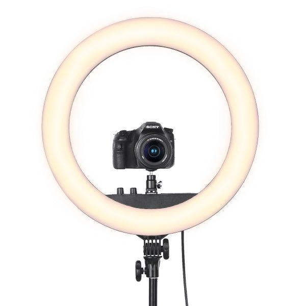 Лампа кольцевая OKIRA LED RING 512 - изображение 9