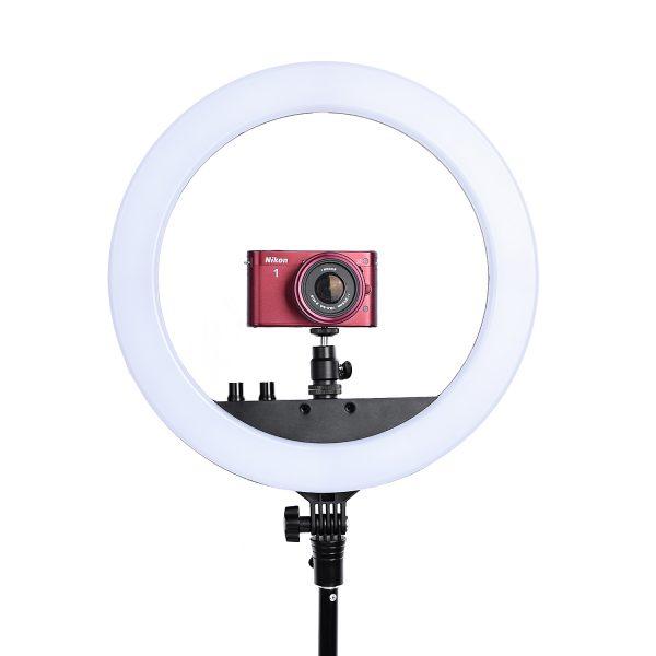 Лампа кольцевая OKIRA LED RING FT 240 (35 см) - изображение 6