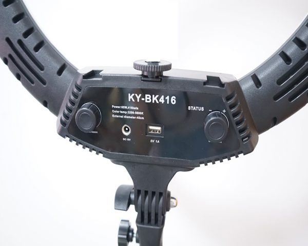 Лампа кольцевая OKIRA LED RING 416 (уценка) - изображение 3