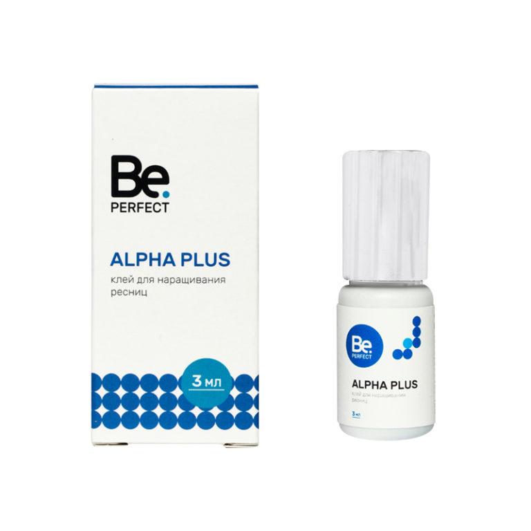 Клей для наращивания ресниц Alpha Plus 3 мл - изображение