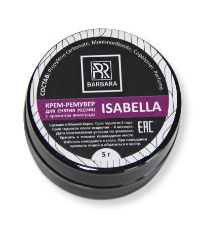 Крем-ремувер для снятия ресниц ISABELLA 5 г - изображение