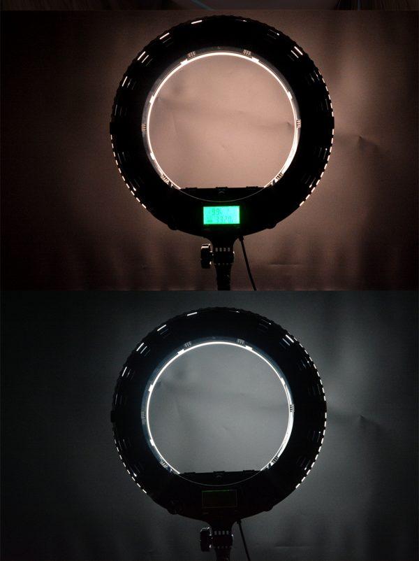 Лампа кольцевая OKIRA LED RING AX 480 E 240 LED - изображение 10