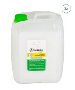 Антибактериальное крем-мыло с пролонгированным эффектом «Алмадез-лайт» 5 литров. - изображение