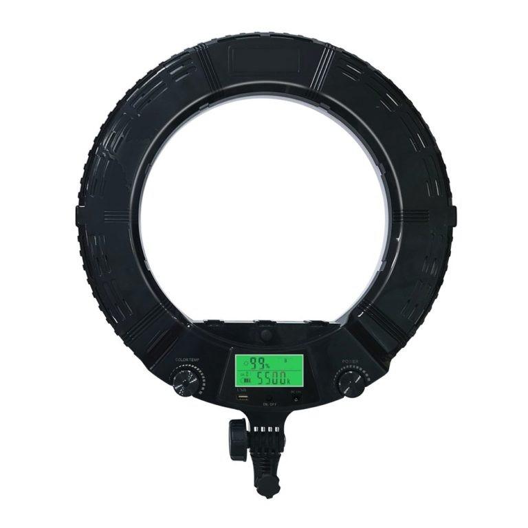 Лампа кольцевая OKIRA LED RING AX 480 E 240 LED - изображение