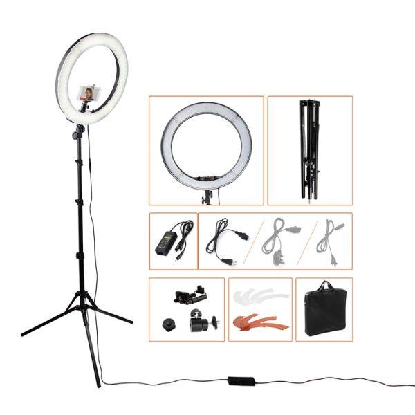 Лампа кольцевая OKIRA LED RING 240 - изображение 10