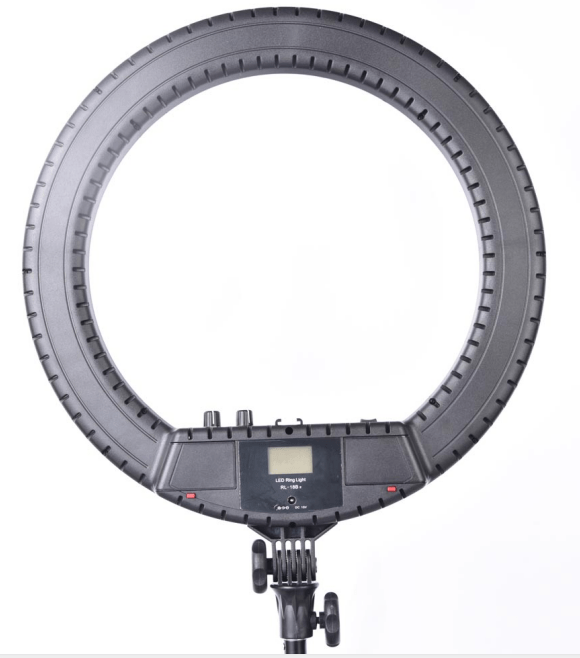 Лампа кольцевая OKIRA LED RING 512 PRO - изображение