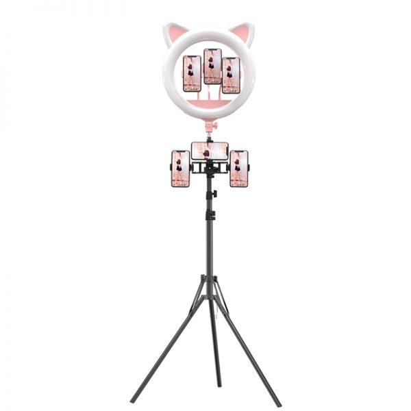 Лампа кольцевая OKIRA LED RING CAT 408 - изображение 4