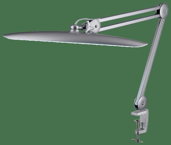 Настольная светодиодная лампа LED 117 (металлик) - изображение 1