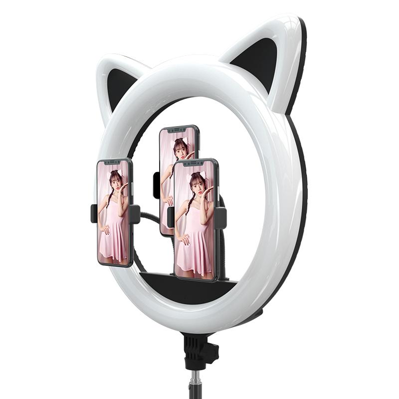 Лампа кольцевая OKIRA LED RING CAT 408 - изображение