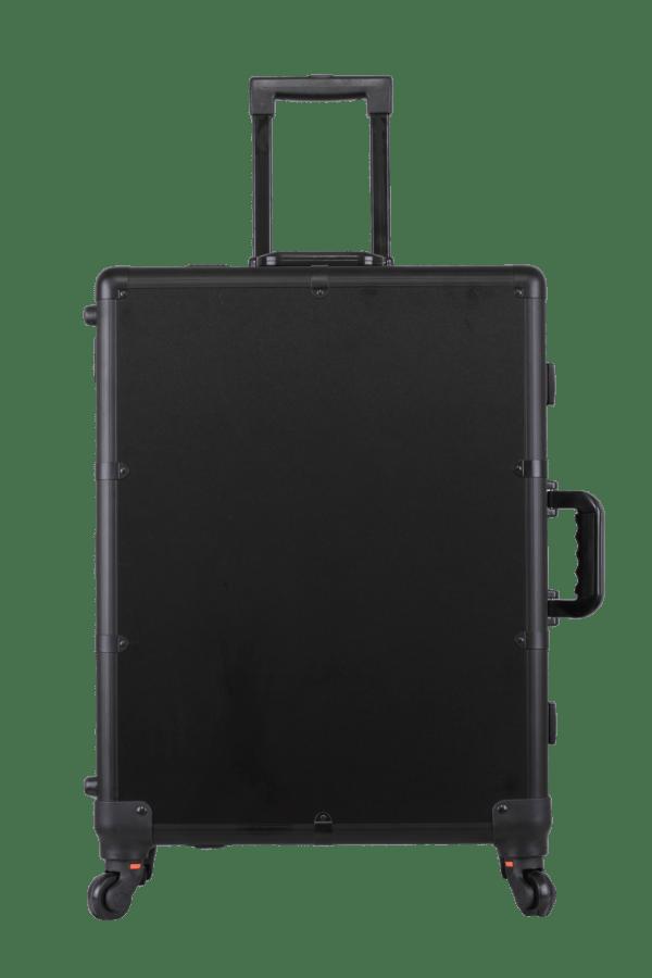 Мобильная студия визажиста чёрная Premium LC015 - изображение 4