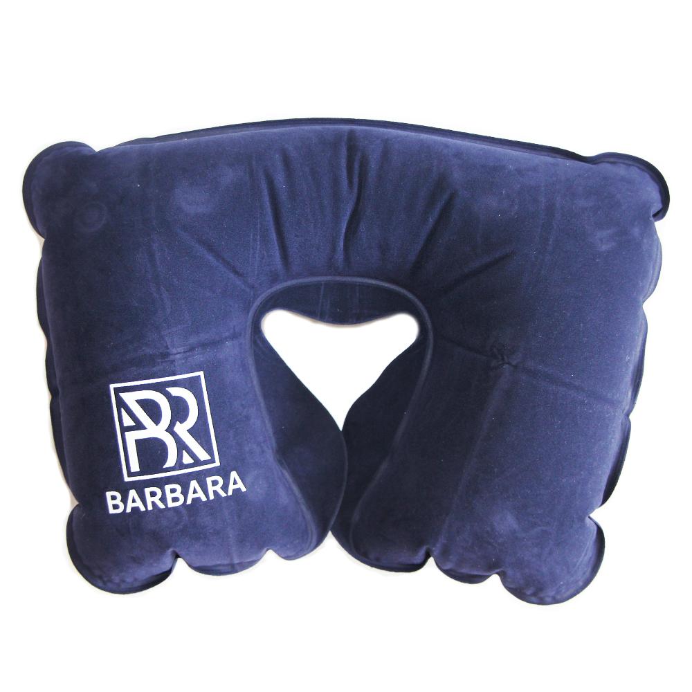 Подушка надувная (синяя) - изображение