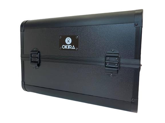 Бьюти кейс для косметики CWB7350 черный - изображение 6