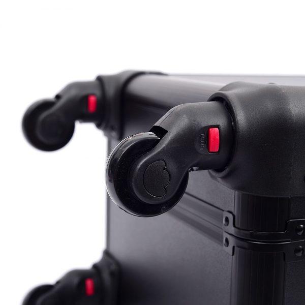 Мобильная студия визажиста черная без ножек LC 7006 - изображение 8